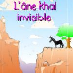 l'âne khal invisible